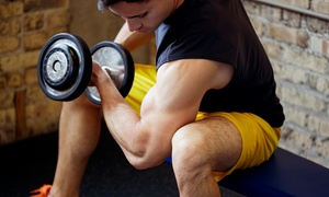 My Time Fitness: One-, Six-, or Nine-Month Gym Membership at My Time Fitness (Up to 53% Off)