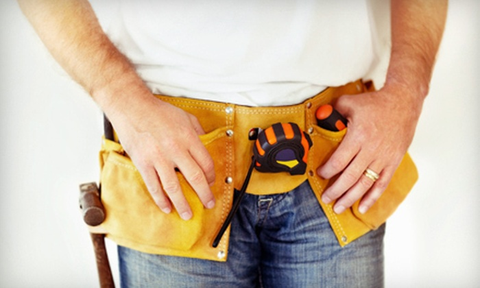 ATL Contracting - Atlanta: Two, Four, or Six Hours of Handyman Services from ATL Contracting (Up to 54% Off)
