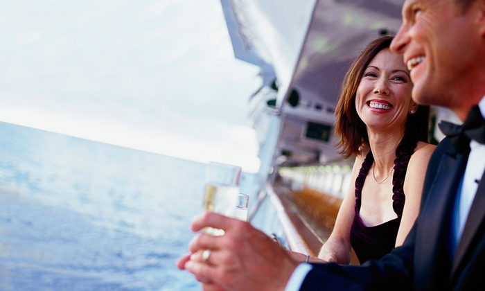 Ship 'N a Bottle - Ship 'N A Bottle at the Driscoll Marina: 90-Minute Newport Bay Cruise for Two or Up to Six with Wine and Appetizers at Ship 'n a Bottle (Up to 56% Off)