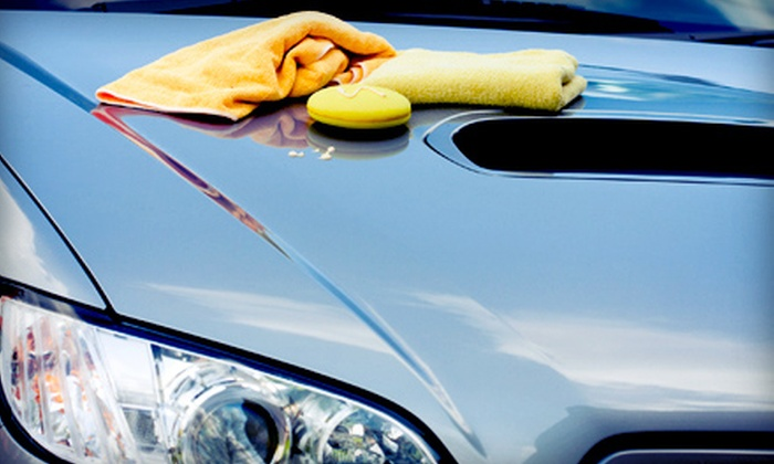 Car Wash Solutions - Brandon: $59 for a Professional Exterior Detail with Meguiar's Paint Sealant and Polish at Car Wash Solutions ($119 Value)