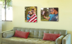 """Canvas on Demand: One or Two 16""""x20"""" Custom Premium Canvas Wraps from Canvas on Demand (Up to 81% Off). Free Shipping."""