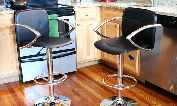 AmeriHome Barstool Sets: AmeriHome Barstool Sets (Up to 51% Off). Multiple Styles Available. Free Shipping and Free Returns.