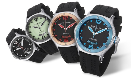 Stührling Original Men's Swiss Sport Symphony Watch Collection