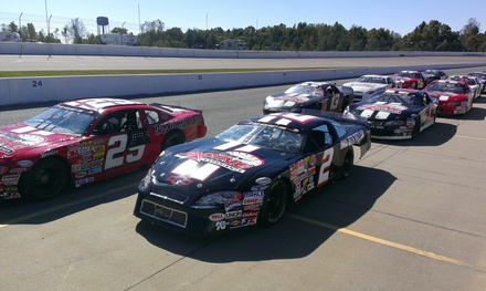 Short Track Racing Experience from Rusty Wallace Racing Experience (Up to 60% Off). Four Options Available.