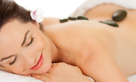 One, Two, or Three Swedish or Hot-Stone Massages or One or Two Mani-Pedis (Up to 73% Off)