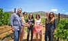 Leoness Cellars - Morgan Hill: Vineyard Excursion with Wine and Grape Tasting for One, Two, or Four at Leoness Cellars (30% Off)