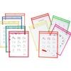 Reusable Dry Erase Pockets (25-Pack)