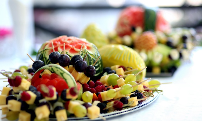 Gingerbreads Catering - Philadelphia: $28 for $50 Worth of Catering Services — Gingerbreads Catering