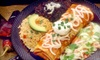 Antigua Real - Mukwonago: Mexican Cuisine and Drinks at Antigua Real (Half Off). Two Options Available.
