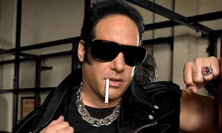 Andrew Dice Clay at Vinyl at Hard Rock Hotel & Casino Las Vegas, May 7–25 (Up to 49% Off)