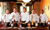 Rodizio Grill - Stamford: Brazilian Steak-House Dinner for Two or Four, Redeemable Sunday–Friday or Saturday at Rodizio Grill (52% Off)