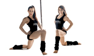 Aradia Fitness - Cary: Introductory Pole-Dance Class, Four Classes, or Two Weeks of Unlimited Classes at Aradia Fitness (Up to 61% Off)