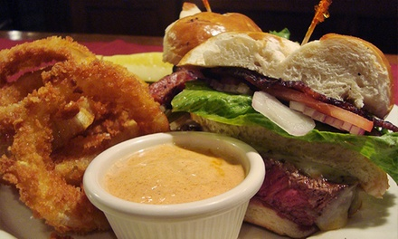 German Dinner for Two or Four, or German Lunch at Black Forest Brew Haus (Up to 52% Off)