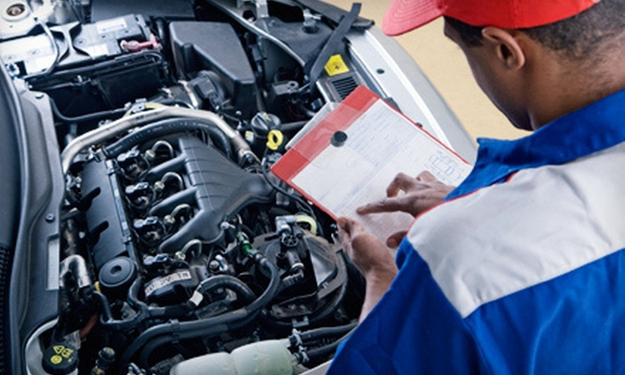 Brake-O-Rama - Multiple Locations: $39 for an AC Tune-Up, Pressure Test, New Wiper Blades, and 64-Point Inspection at Brake-O-Rama ($91.80 Value)