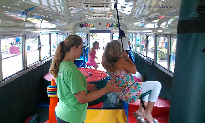 Fun Bus - Orlando: 60- or 90-Minute Birthday Party from Fun Bus (Up to 45% Off)