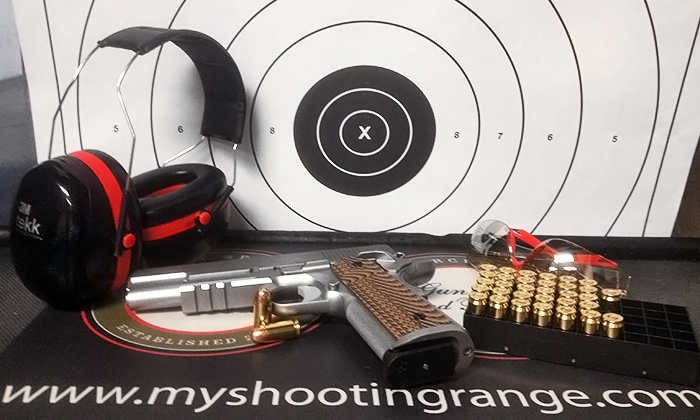 Norcross/Sandy Springs Gun Club and Range - Multiple Locations: Firearms Class for One or Two or Consultation at Norcross/Sandy Springs Gun Club and Range (Up to 40% Off)