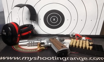 Firearms Class for One or Two or Consultation at Norcross/Sandy Springs Gun Club and Range (Up to 40% Off)