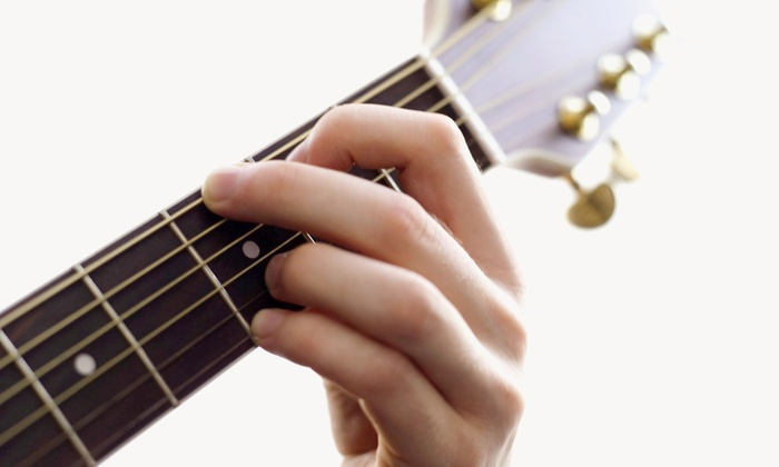 New York City Guitar Instruction - Upper East Side: Two or Five Private Guitar Lessons at New York City Guitar Instruction (63% Off)