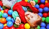 Child's Play - Temecula: Five Open-Play Visits for One, Two, or Three Children at Child's Play (Up to 42% Off)