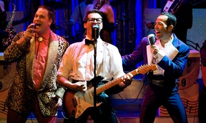 "Buddy: The Buddy Holly Story: ""Buddy: The Buddy Holly Story"" on December 12–January 10"
