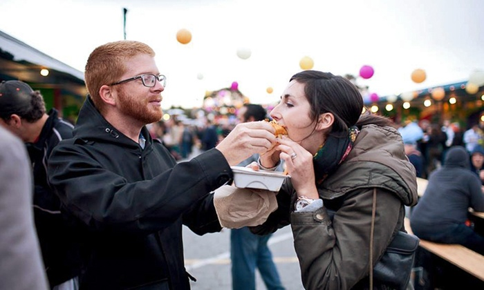 6th Annual San Francisco Street Food Festival - San Francisco: Special Events and Food-and-Drink Tokens at the 6th Annual San Francisco Street Food Festival (Up to 50% Off)