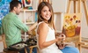 PAINT and CELEBRATE - Manhattan Beach: 90-Minute Painting Class for One, Two, or Four at Paint and Celebrate (Up to 47% Off)