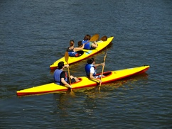 Leslie's Kayak & Paddleboard Rental: $28 for $50 Worth of Services — Leslie's Kayak & Paddleboard Rental