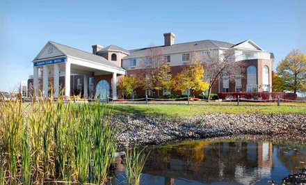 1- or 2-Night Stay for Two in a One-Bedroom Suite at the Varsity Clubs of America in Mishawaka, IN