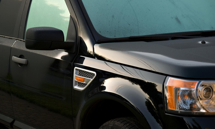 NCM Auto Sounds - Los Angeles: Window Tinting for a Four-Door Car from NCM Auto Sound (45% Off)