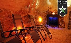 Grota solna Yodo: Leczniczy seans w grocie solnej dla 2 osób za 19,99 zł i więcej opcji w Yodo w Toruniu (do -51%)