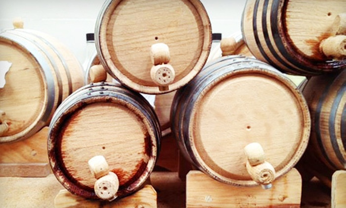 Bully Boy Distillery - Dudley - Brunswick King: Distillery Tour for Two or Four of Bully Boy Distillers (Up to 57% Off)