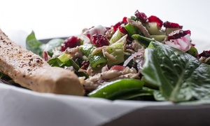 Cyd's Gourmet Kitchen: $120 for a Catered Meal for 10 with Free Delivery from Cyd's Gourmet Kitchen ($160 Value)