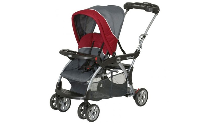 Baby Trend Sit N Stand Deluxe Stroller