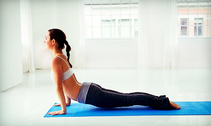 Body in Balance Yoga and Pilates - Mineola: 10 Group Fitness Classes or 3 Pilates Reformer Classes at Body in Balance Yoga and Pilates (Up to 68% Off)