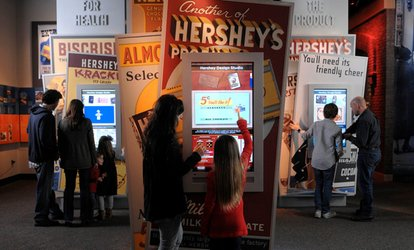 <strong>Museum</strong> Visit and Chocolate Tasting for Two or Four at The Hershey Story <strong>Museum</strong> (Up to 50% Off)