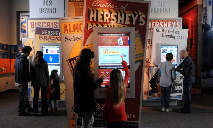 The Hershey Story Museum - Hershey: Museum Visit and Chocolate Tasting for Two or Four at The Hershey Story Museum (Up to 51% Off)