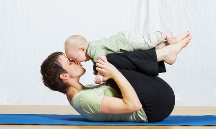 Three or Six Months of Prenatal or Postnatal Yoga at Medical City (Up to 83% Off)