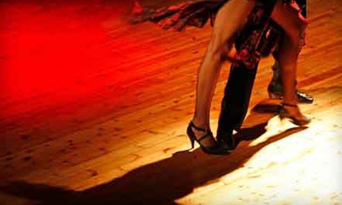 MUSE Center for the Arts - Fort Lauderdale: Two, Four, or Eight 60-Minute Salsa Classes at MUSE Center for the Arts (Half Off)