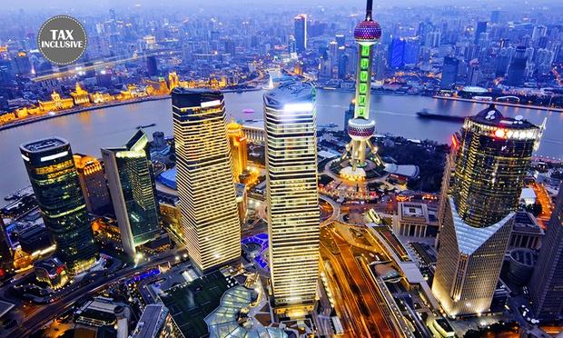 Shanghai: Full Board Tour 0