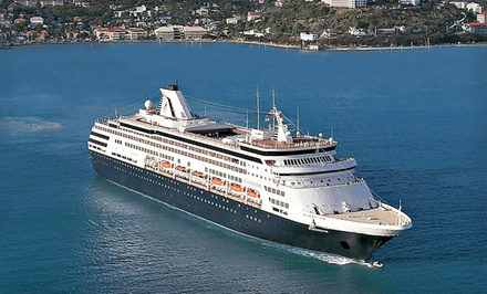 Groupon Deal: Nine-Night Vacation with Seven-Night Cruise and Two-Night Stay at 5-Star Hotel in Athens from Gate 1 Travel