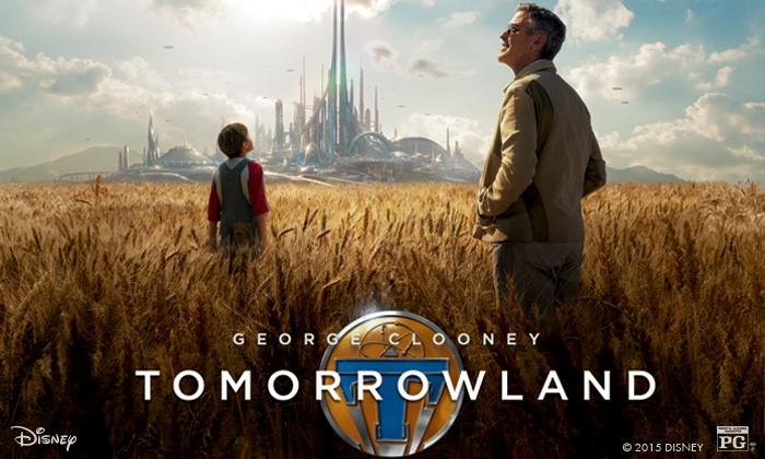 """El Capitan Theatre - El Capitan Theatre: Disney's """"Tomorrowland"""" plus Magic Show at El Capitan Theatre on May 29–June 15 (Up to 33% Off)"""