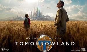 """El Capitan Theatre: Disney's """"Tomorrowland"""" plus Magic Show at El Capitan Theatre on May 29–June 15 (Up to 33% Off)"""