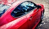 Sudsy Car Wash & Detail Center - Oakland Park: $12 for The Works Soft-Cloth Car Wash with Rain-X and Interior Cleaning at Sudsy Car Wash & Detailing Center ($24 Value)