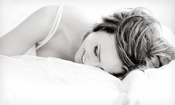 Stephanie Karen Photography - Grand Rapids: $99 for a 30-Minute Boudoir Photo Shoot with Prints from Stephanie Karen Photography ($225 Value)