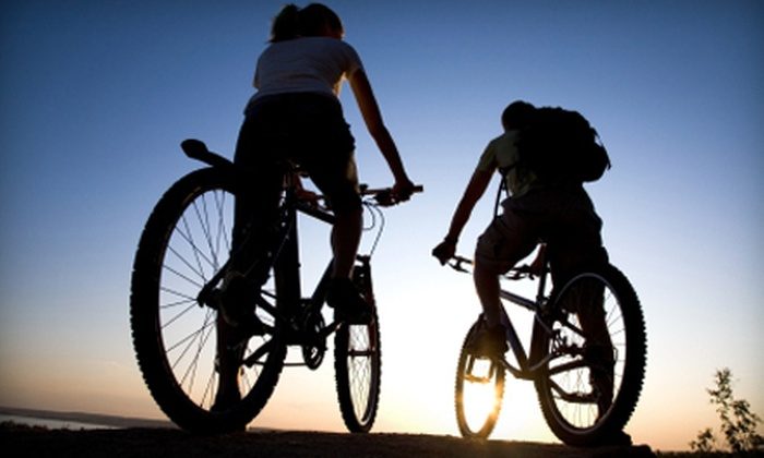 Alaska Trail Guides - Downtown: Bike and Brew or Bike and Tram Guided Tour for Two or Four at Alaska Trail Guides (Up to 54% Off)