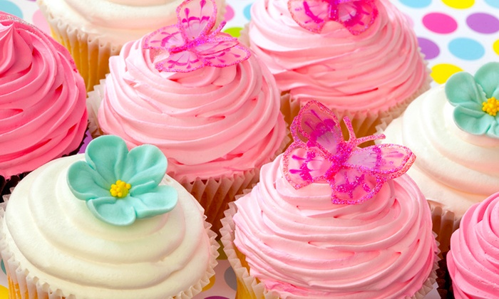 The Cake Lady - Downtown Fort Pierce: $10.50 for Half a Dozen Cupcakes at The Cake Lady ($20 Value)