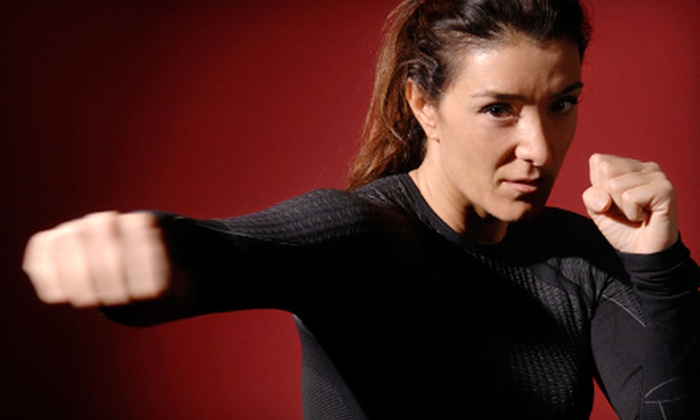 Incite Fitness - Scott's Addition: $89 for a Six-Week Women's Self-Defense Class at Incite Fitness ($199 Value)