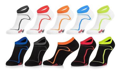 5 calzini da corsa Nordcamp Power Tech. Vari colori disponibili