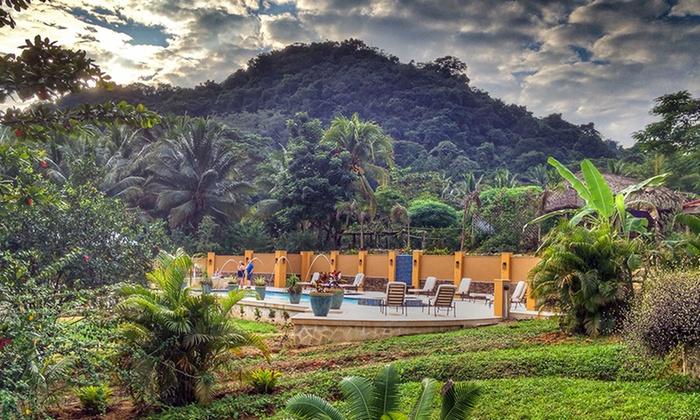 Sleeping Giant Rainforest Lodge - Belmopan, Belize: 3-, 5-, or 7-Night Stay for Two at Sleeping Giant Rainforest Lodge in Belize, with Optional 4-Night Stay at Beach Resort