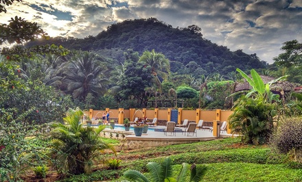 3-, 5-, or 7-Night Stay for Two at Sleeping Giant Rainforest Lodge in Belize, with Optional 4-Night Stay at Beach Resort